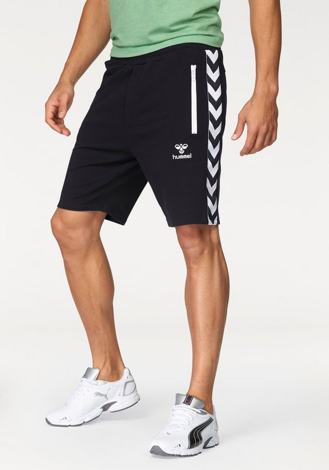 Hummel CLASSIC BEE AAGE SHORTS Shorts in Schwarz
