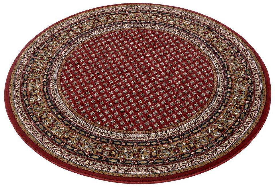 Teppich Rund, Oriental Weavers, »Hetauda«, gewebt in rot