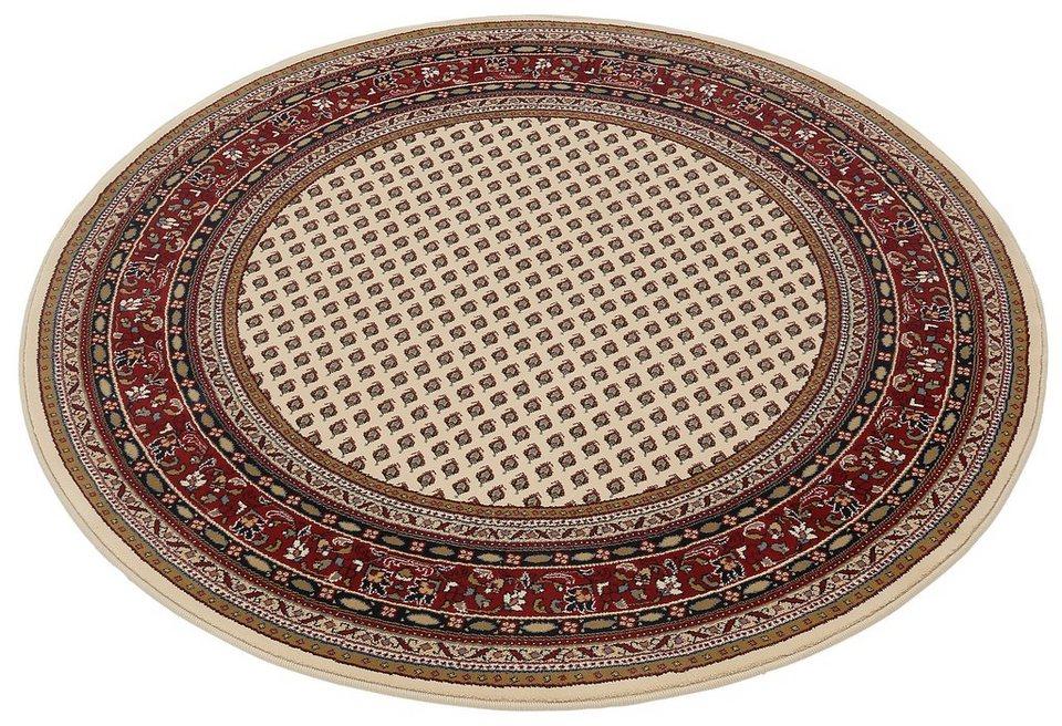 Teppich Rund, Oriental Weavers, »Hetauda«, gewebt in beige
