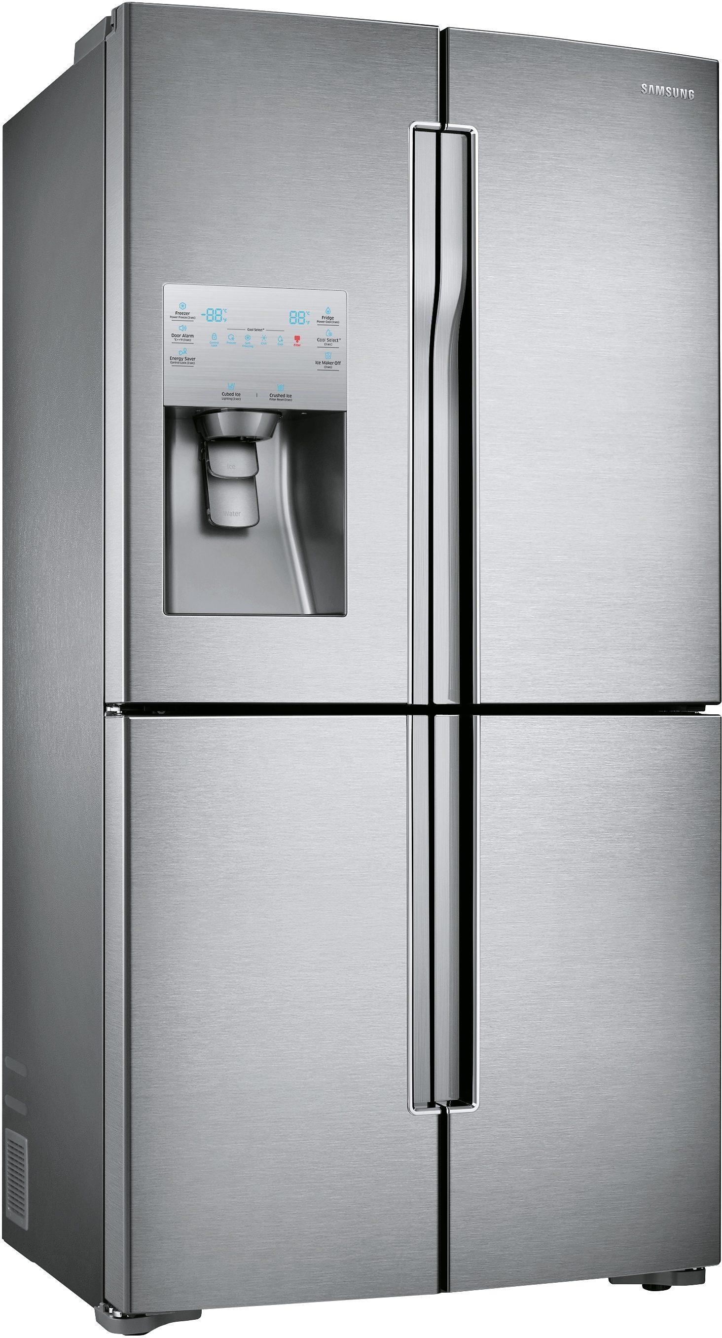 Samsung Side-by-Side RF56J9041SR, 182,5 cm hoch, 90,8 cm breit