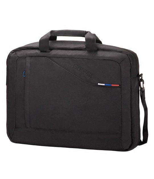 American Tourister 17 Zoll Laptoptasche, »BUSINESS III LAPTOP BRIEFCASE« in schwarz