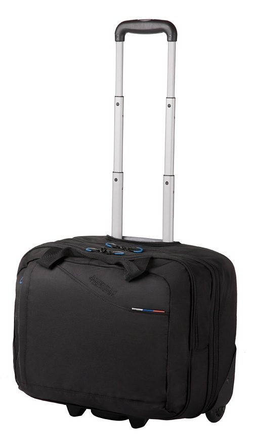 American Tourister Laptoptasche mit 2 Rollen, »BUSINESS III ROLLING TOTE«