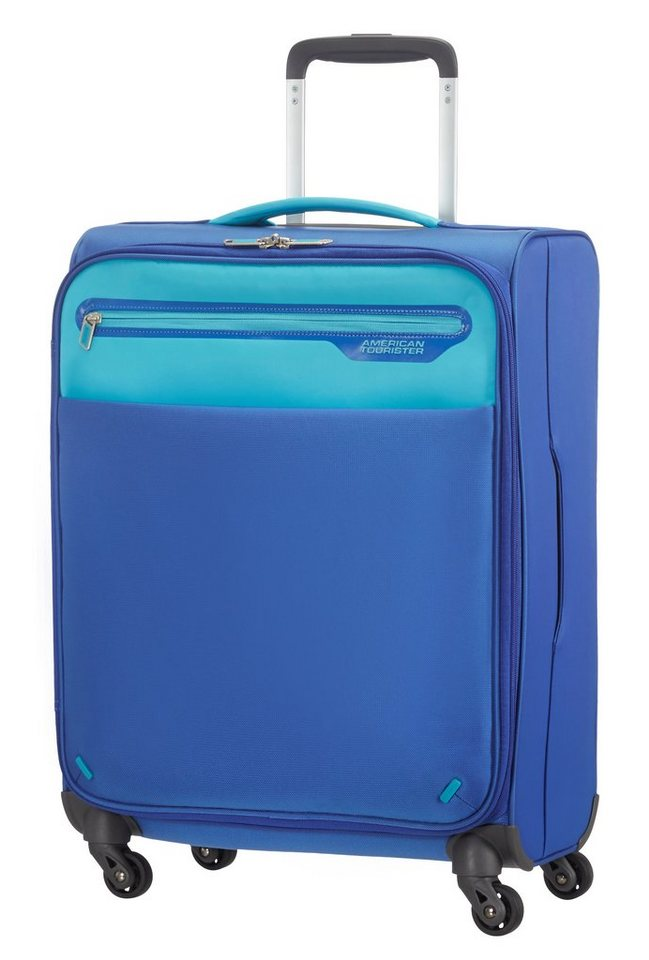 American Tourister Trolley mit 4 Rollen, »Lightway« in blue