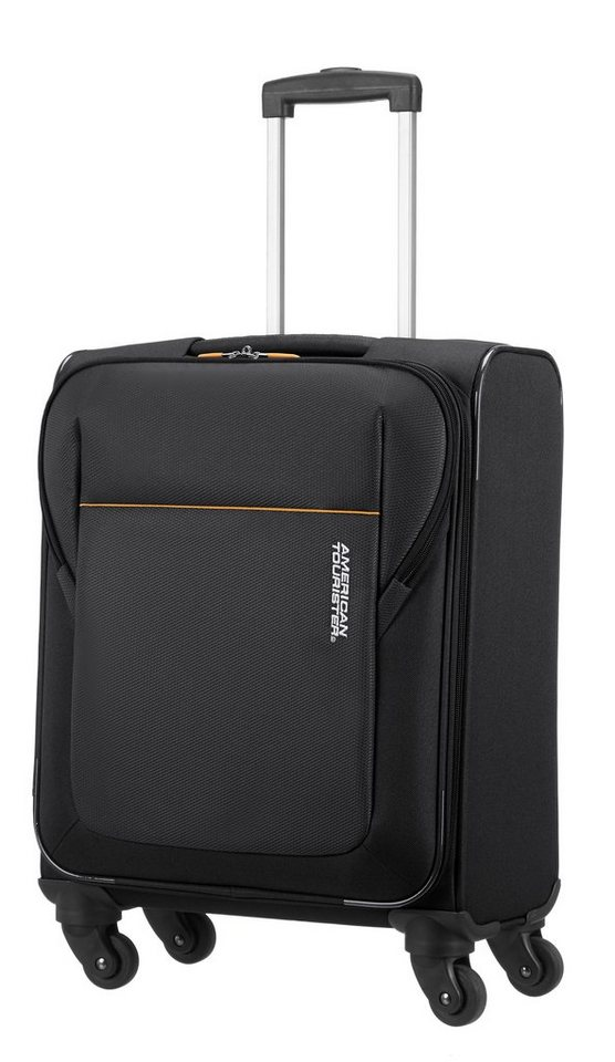 American Tourister Trolley mit 4 Rollen, »San Francisco« in black