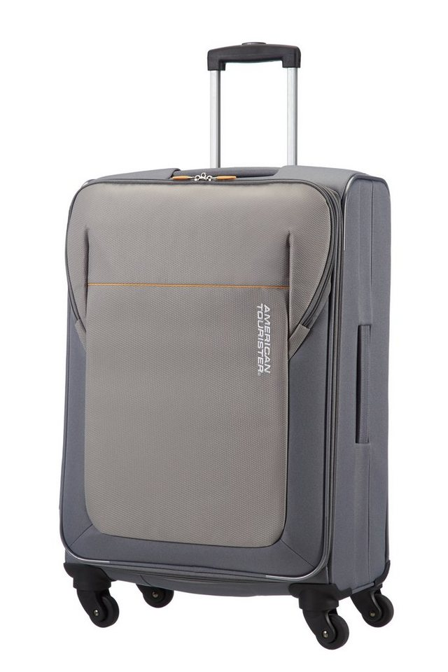 American Tourister Trolley mit 4 Rollen, »San Francisco« in grey