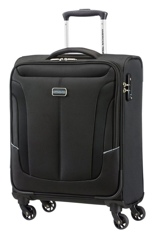 American Tourister Trolley mit 4 Rollen, »Coral Bay« in black