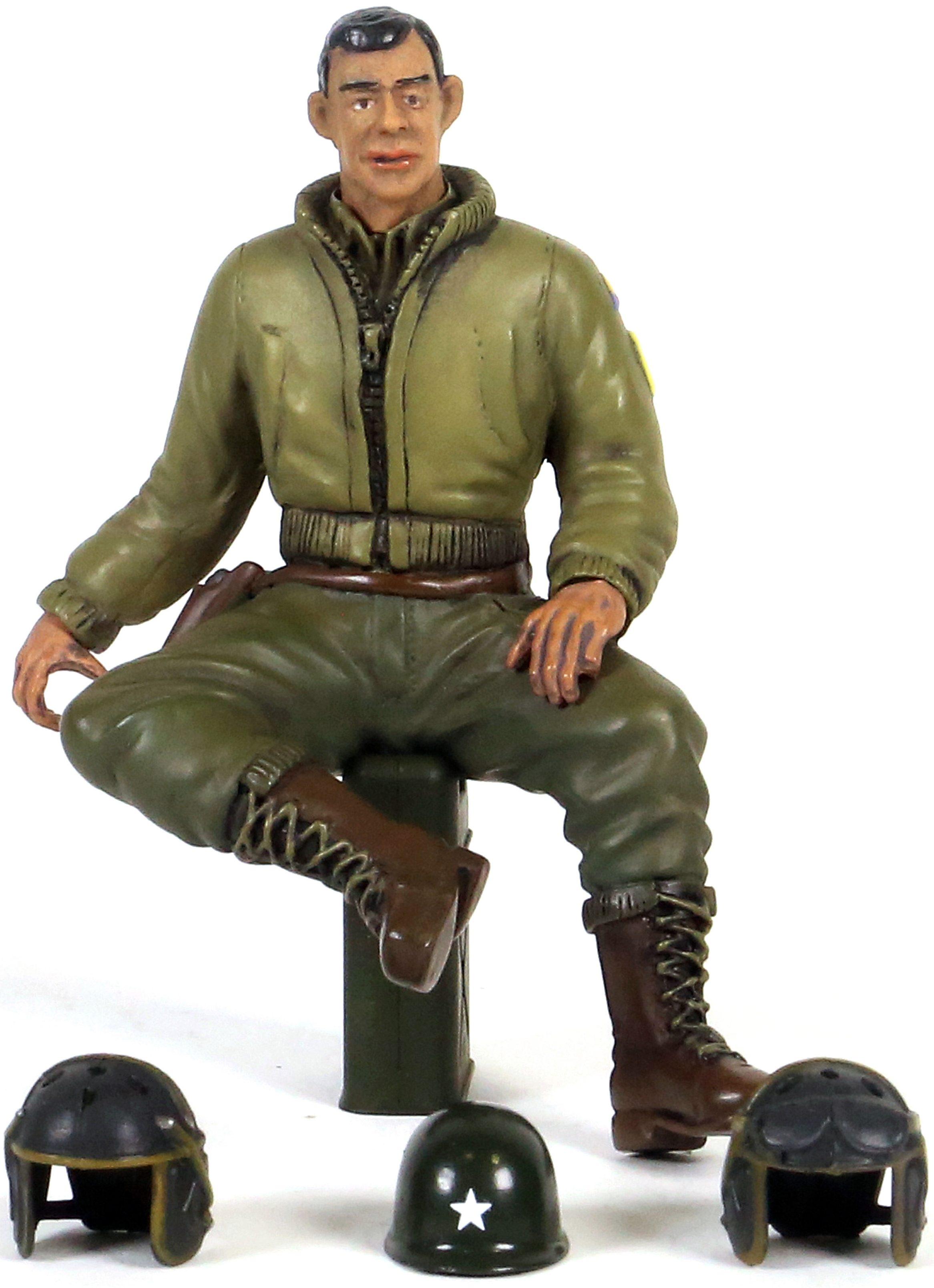 Torro Modellfigur, 1:16, »Figur 2nd Lieutenant Clark«