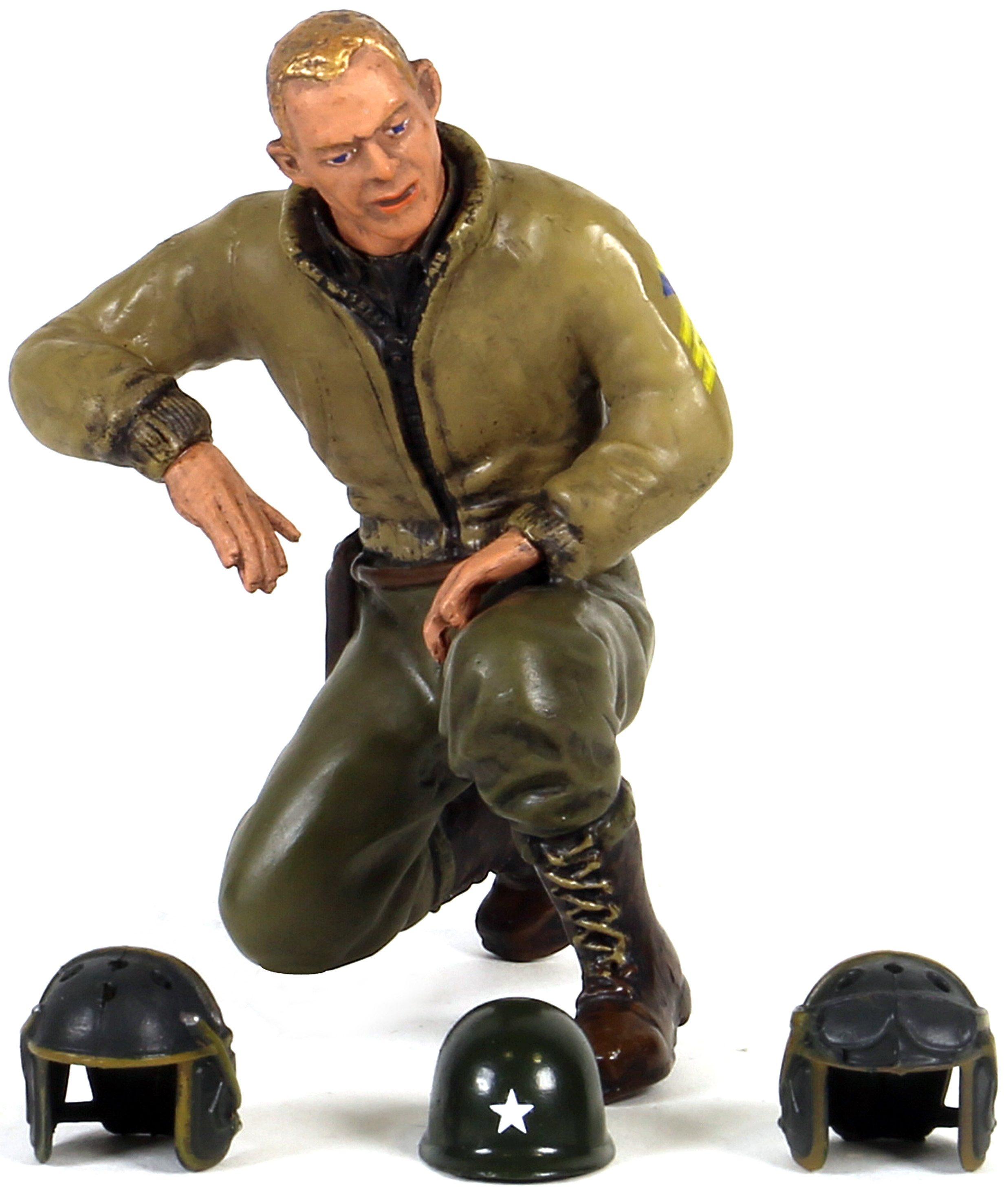 Torro Modellfigur, 1:16, »Figur Sergeant Green«