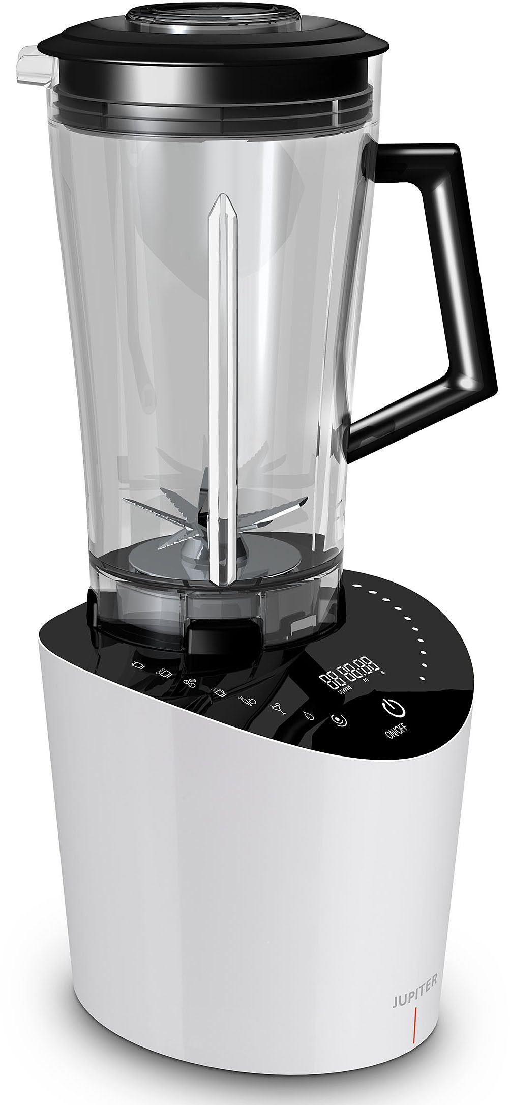 Jupiter High Speed Blender Nutrimix, 1.400 Watt, 10 Stufen, nutri-white