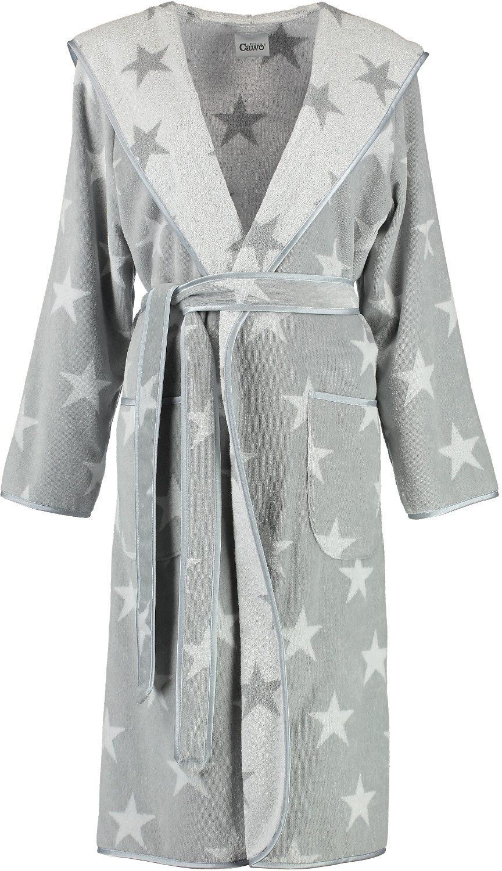 Damenbademantel »Sterne«, Cawö, mit weißer Innenseite online kaufen   OTTO
