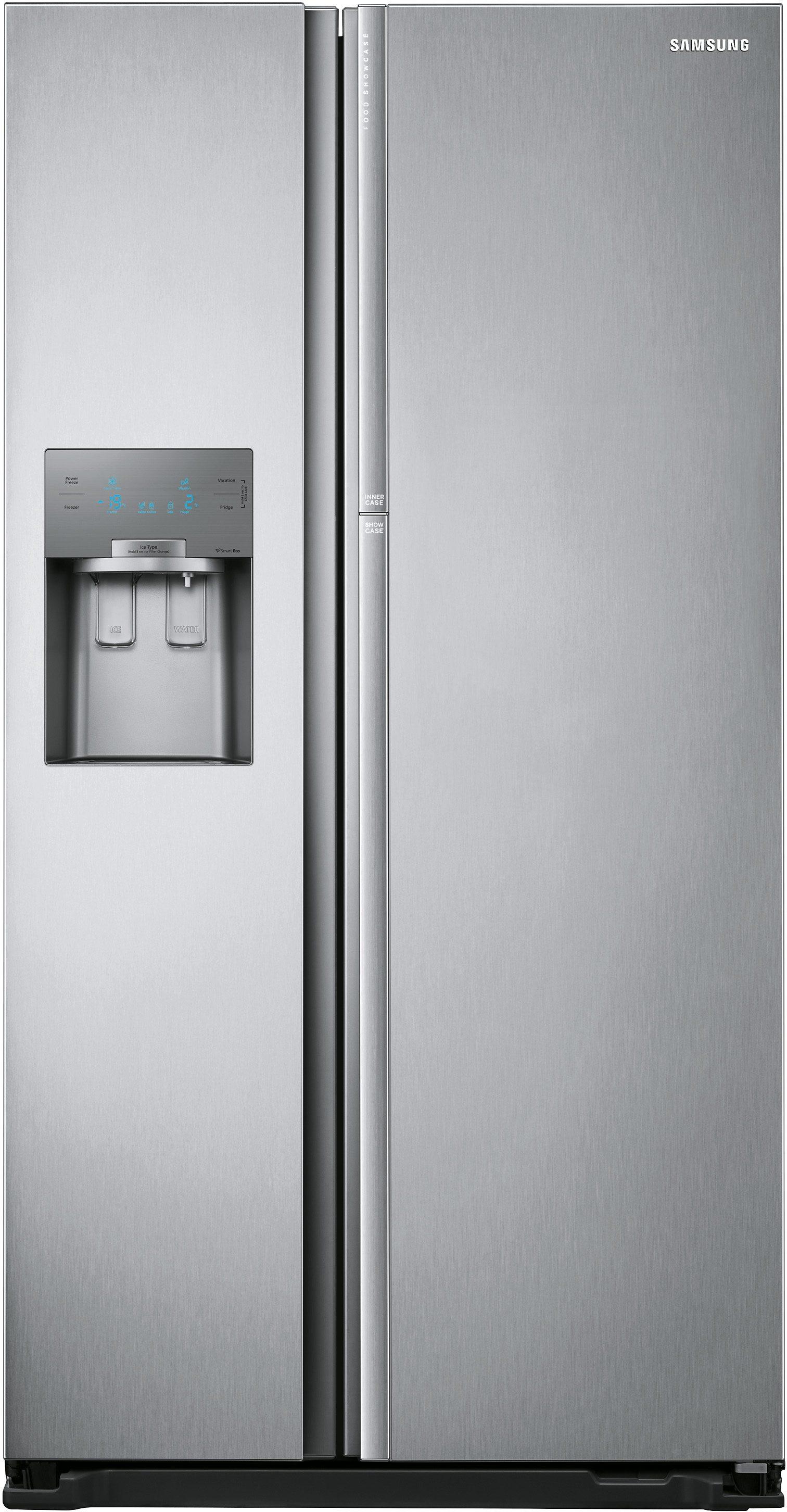Samsung FoodShowcase Side-by-Side RH56J6918SL/EF, A++, 179 cm hoch, No Frost