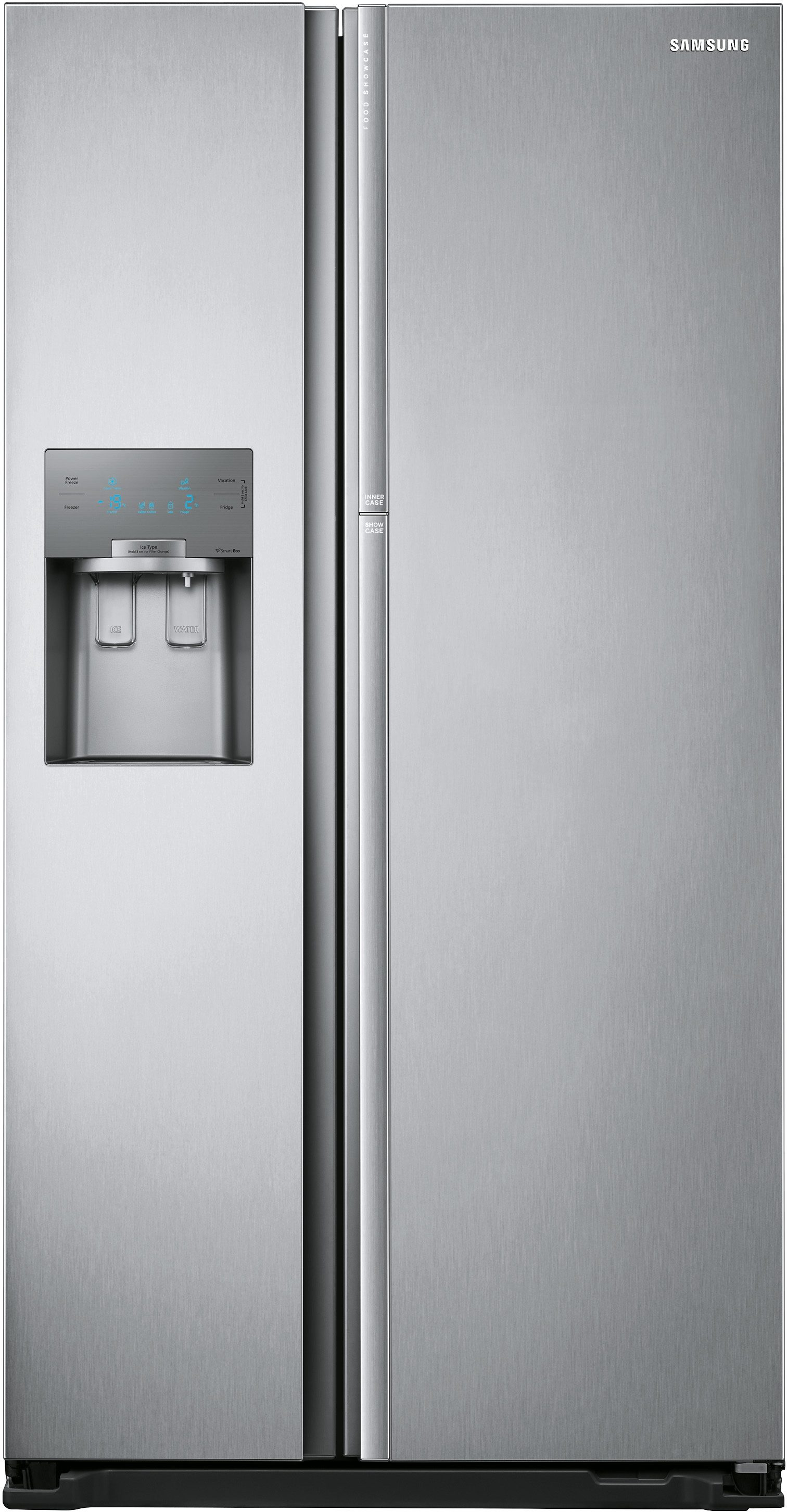 Samsung Side-by-Side RH56J6918SL, 179,4 cm hoch, 91,2 cm breit