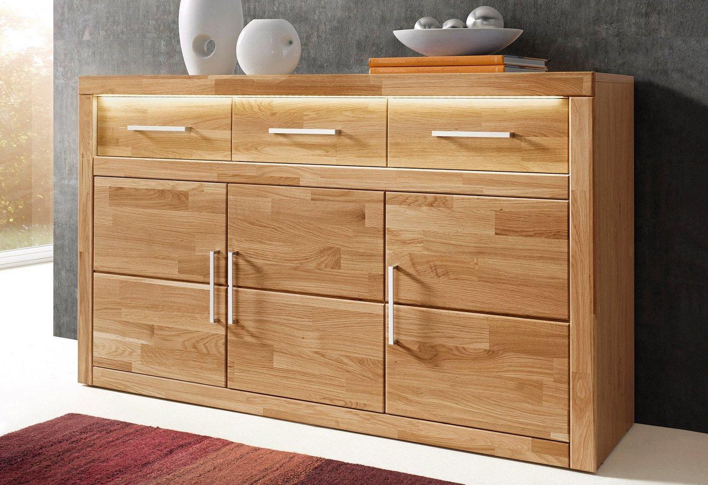 sideboard buche massiv sonstige otto preisvergleiche erfahrungsberichte und kauf bei nextag. Black Bedroom Furniture Sets. Home Design Ideas
