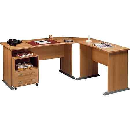 Germania Eck-Schreibtisch