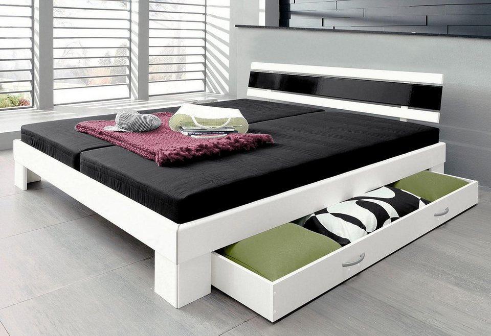 futonbett online kaufen otto. Black Bedroom Furniture Sets. Home Design Ideas