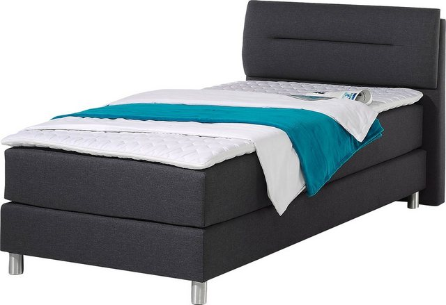 Maintal Boxspringbett, inkl. Topper | Schlafzimmer > Betten > Boxspringbetten | Maintal