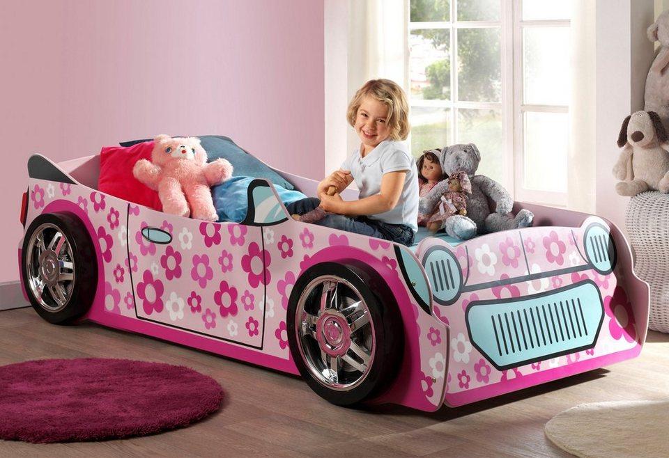 Vipack Furniture Kinderbett »Flower«