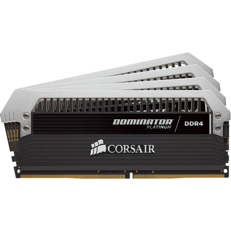 Corsair Arbeitsspeicher »DIMM 64GB DDR4-2666 Quad-Kit«