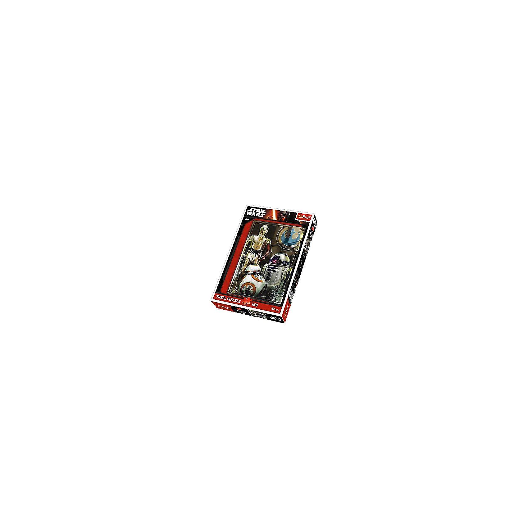 Trefl Puzzle 160 Teile - Star Wars Das Erwachen der Macht