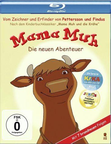 Blu-ray »Mama Muh - Die neuen Abenteuer«