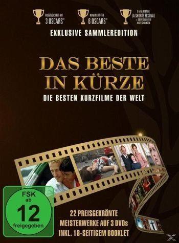 DVD »Das Beste in Kürze - Die besten Kurzfilme der...«