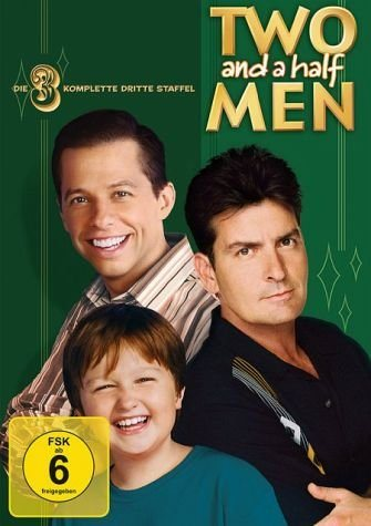 DVD »Two and a Half Men: Mein cooler Onkel Charlie...«