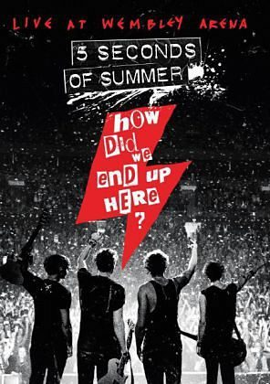 Blu-ray »How Did We End Up Here? - Live At Wembley Arena«