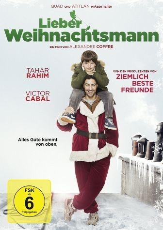 DVD »Lieber Weihnachtsmann«