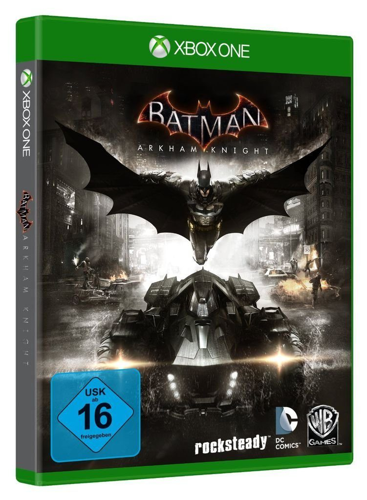 Warner Games XBOX One - Spiel »Batman Arkham Knight«