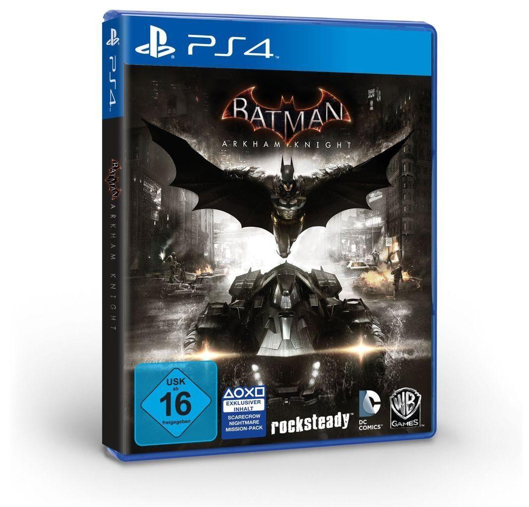 Warner Games Playstation 4 - Spiel »Batman Arkham Knight«