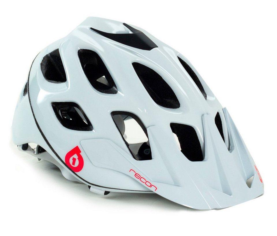 SixSixOne Fahrradhelm »Recon Scout Helmet« in weiß