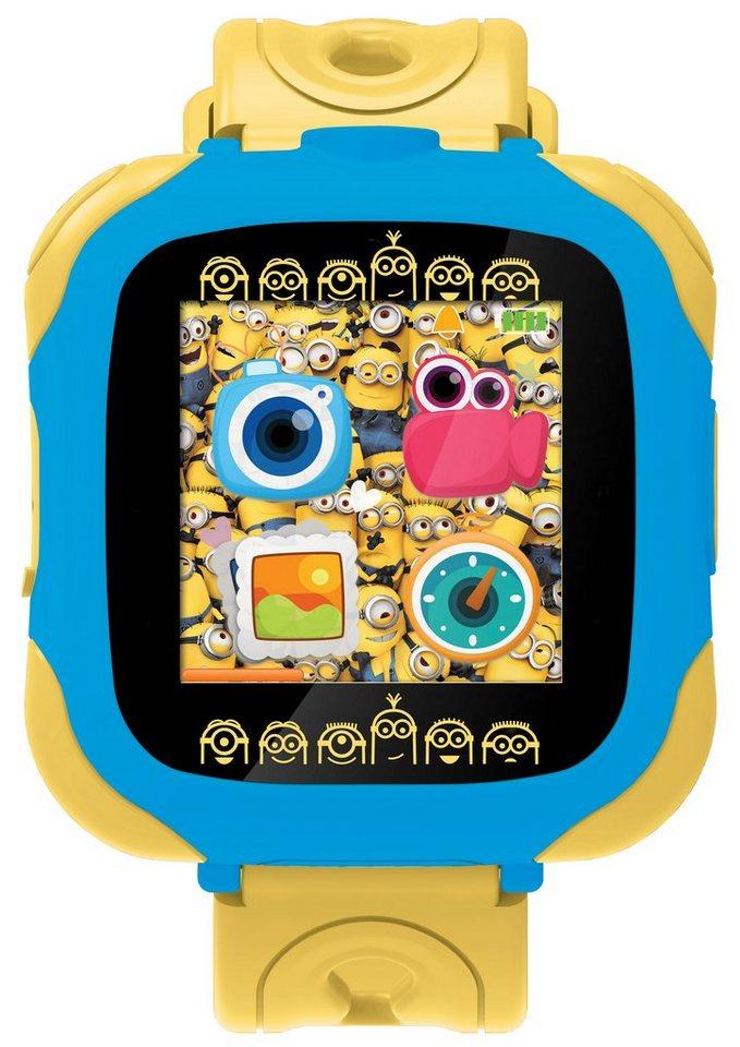 Lexibook Interaktive Armbanduhr, »L-Watch - Minions« in gelb