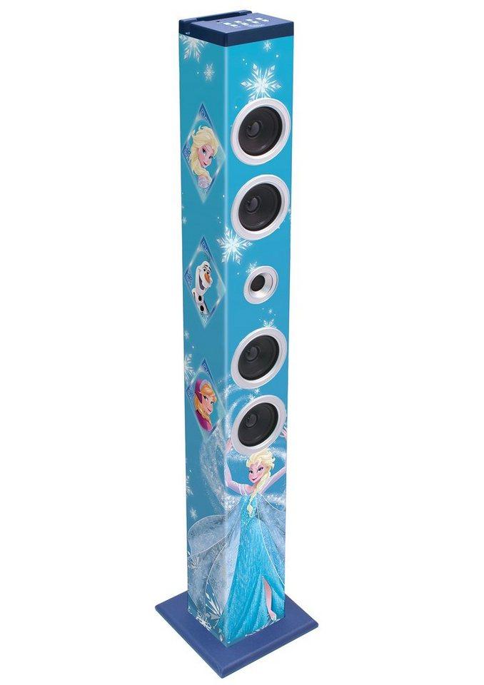 Lexibook Bluetooth Lautsprecher Turm, »Frozen«