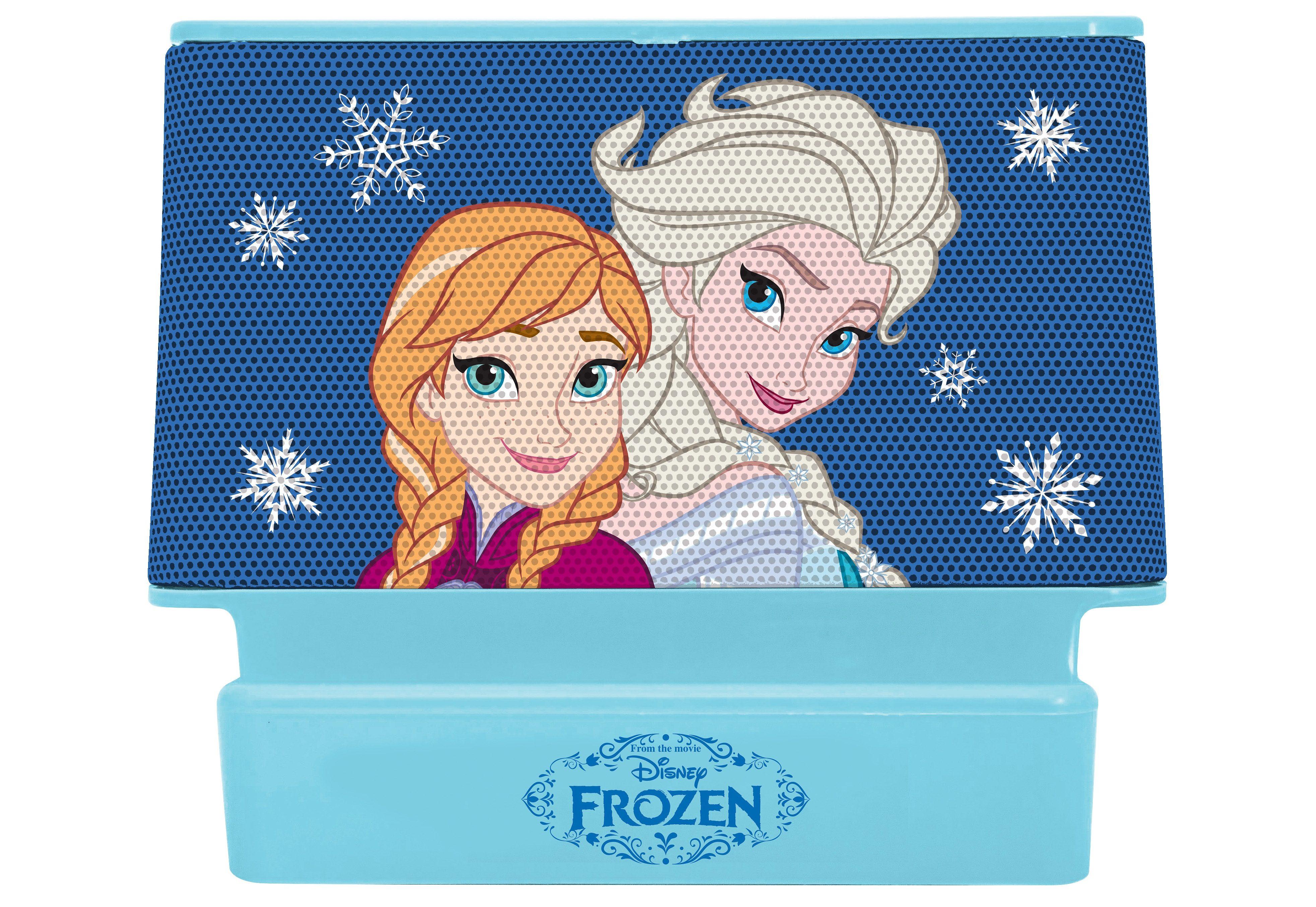 Lexibook Lautsprecher, »2x2 Watt Lautsprecher Disney Frozen«