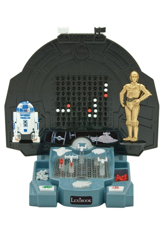 Lexibook, Schiffe versenken, »Disney - Galaxy Battle Star Wars™«