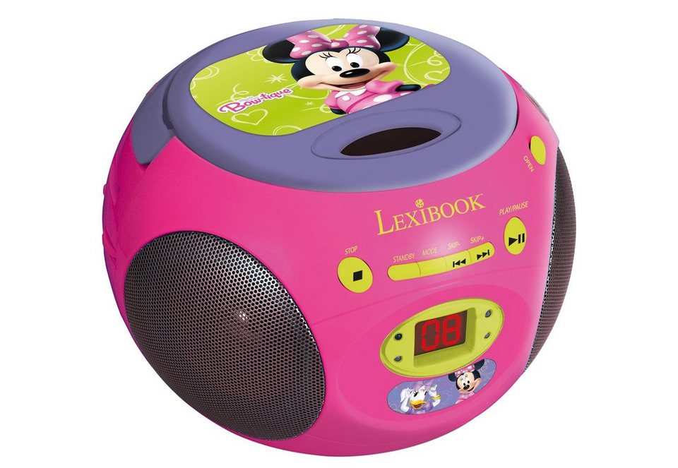 Lexibook CD-Player, »Minnie«