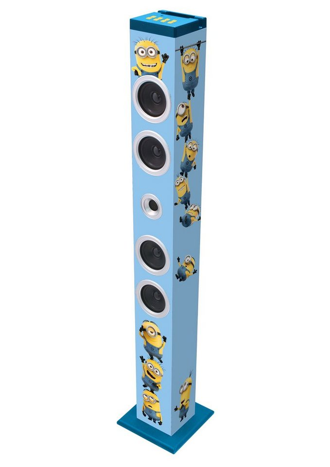 Lexibook, Bluetooth Lautsprecher Turm, »Minions«