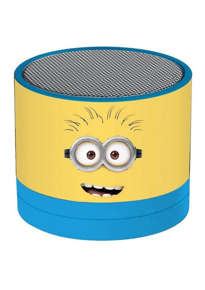 Lexibook Bluetooth Lautsprecher, »Minions«
