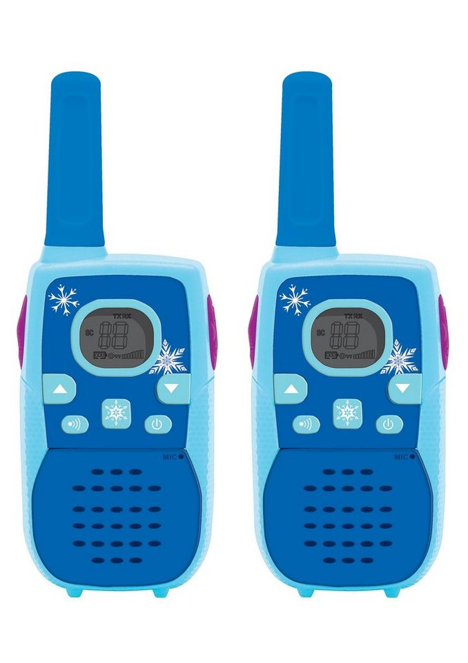 Lexibook Walkie Talkie, 2er Set, »Disney Frozen« in blau