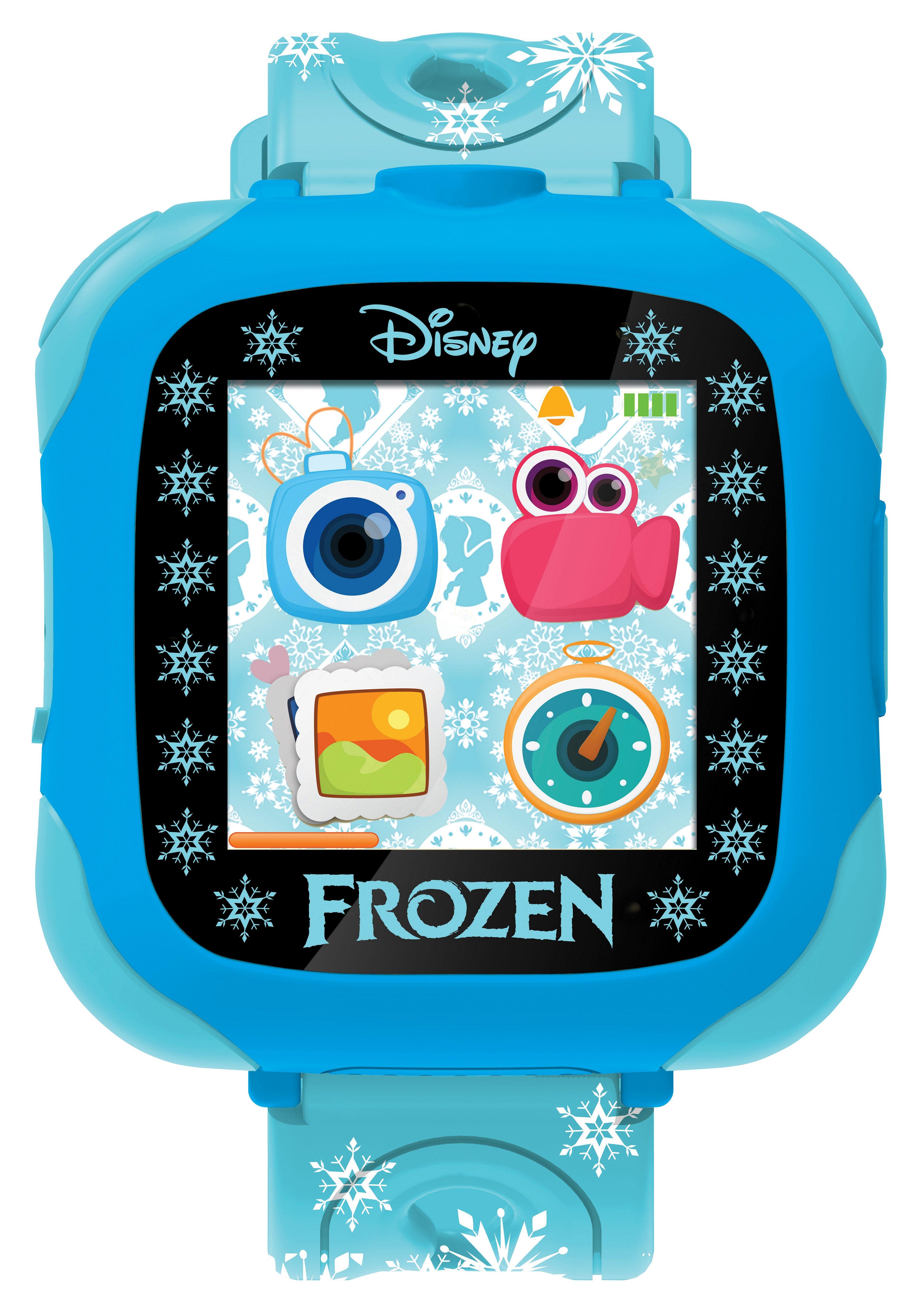 Lexibook Interaktive Armbanduhr, »Disney Frozen L-Watch - Die Eiskönigin«