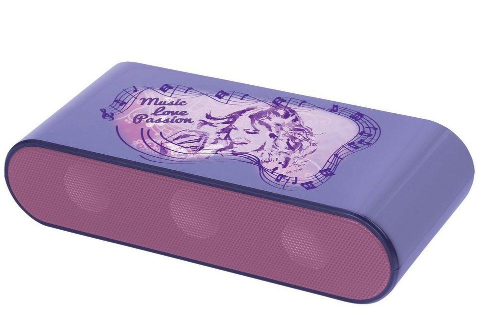 Bluetooth Lautsprecher, »Violetta«