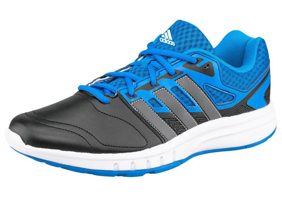 adidas Performance Galaxy Trainer Trainingsschuh in Blau-Schwarz