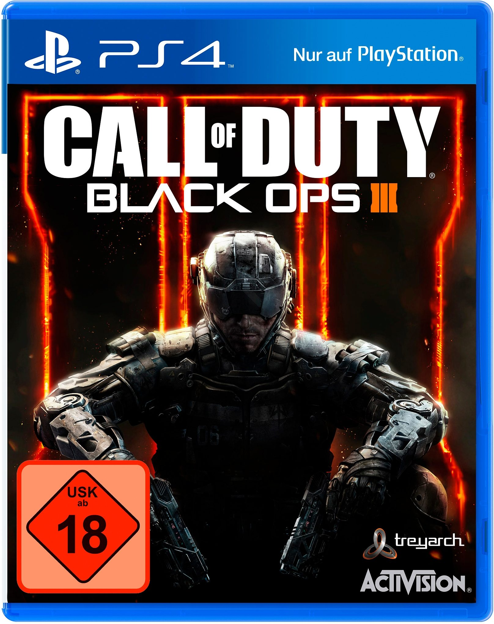 Call of Duty: Black Ops 3 PlayStation 4