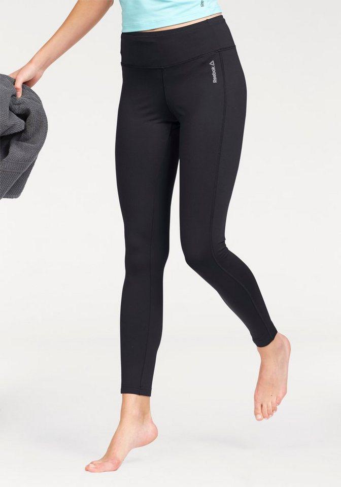 Reebok Leggings »WORKOUT READY PANT PROGRAM« in schwarz