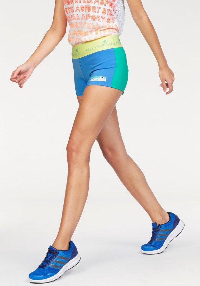 adidas Performance STELLASPORT SPORT PANTY Shorts in Blau-Grün