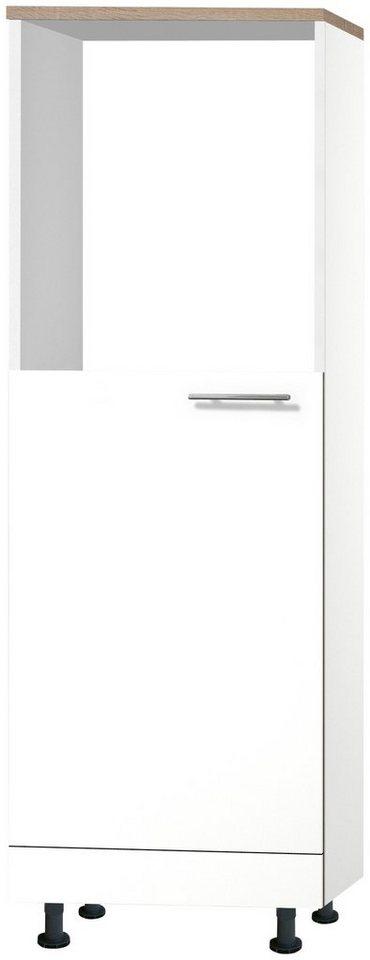 Kombinierter Backofen-Kühlumbauschrank »Michel«, Höhe 165 cm in weiß