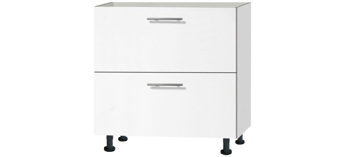 Küchenunterschrank »Michel«, Breite 80 cm