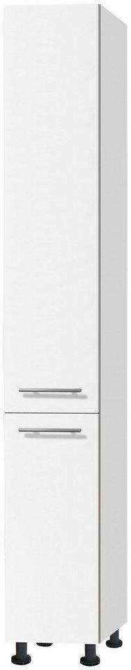 Apothekerschrank »Michel«, Höhe 211,8 cm in weiß