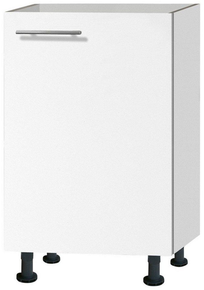 Spülenschrank »Michel«, Breite 50 cm in weiß
