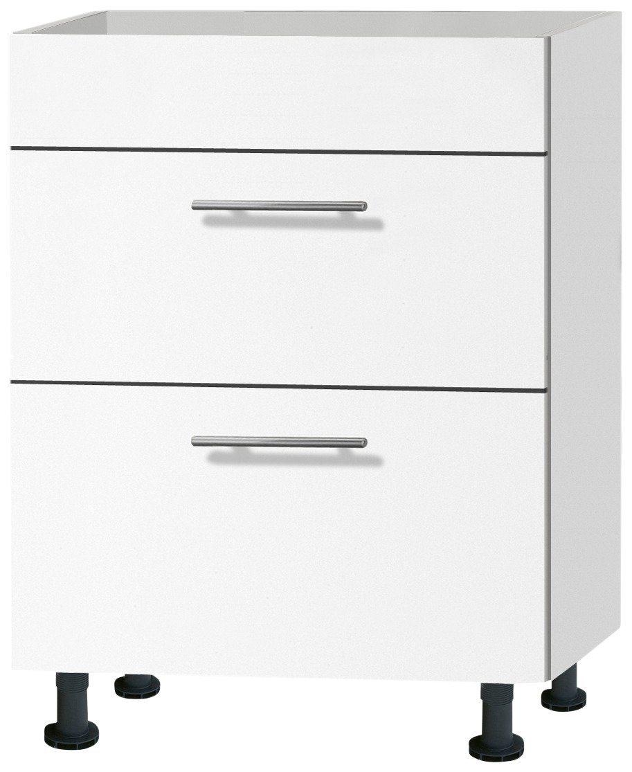 OPTIFIT Kochfeldumbauschrank »Michel, Breite 60 cm« | Küche und Esszimmer > Küchenschränke > Umbauschränke | Holzwerkstoff | OPTIFIT
